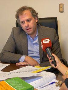 Juan Manuel Rico Zini - Secreatrio de Gobierno